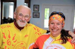 Harold's 81st - Harold & Jen