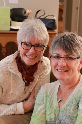 Mel & Joanne