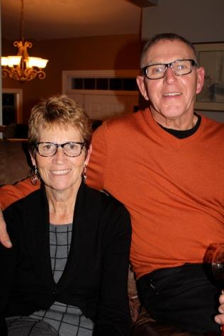 Brenda & Wayne