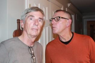Doug and Wayne