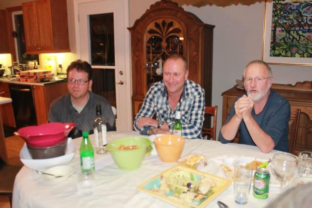 TJ, Randy & Willy